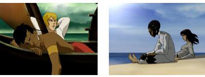 La Ballade de la mer salée (dessin-animé)