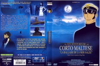 Corto Maltese : La Ballade de la mer salée (dessin-animé)